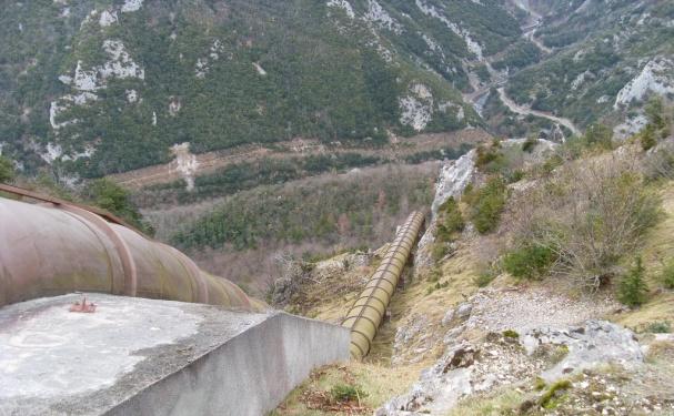 Tronçon, Nentilla